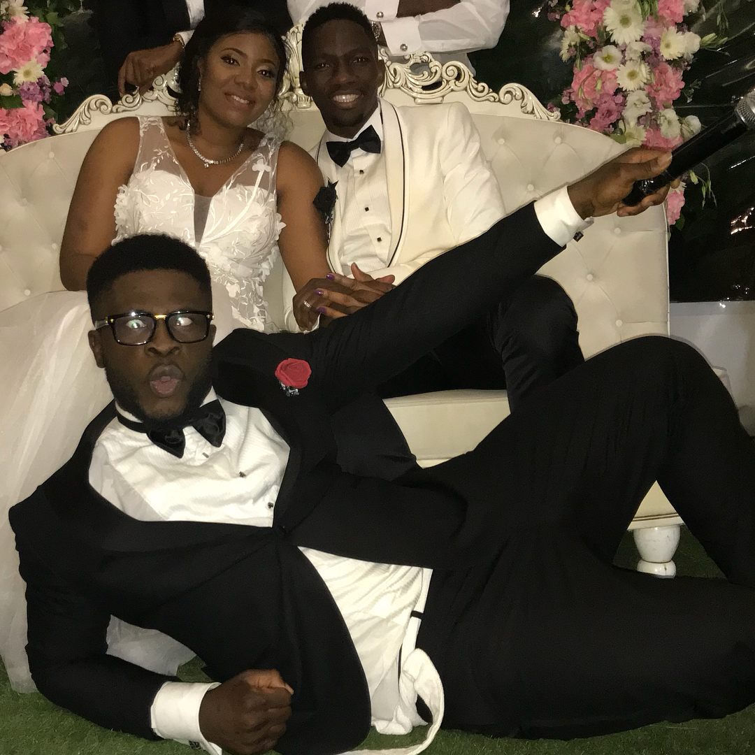 Kenneth Omeruo Wedding Photos In Turkey