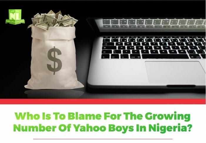 Yahoo Boy In Nigeria
