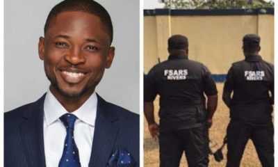 Omojuwa On SARS Issue