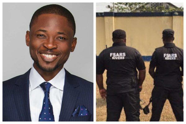 Omojuwa On SARS Issue