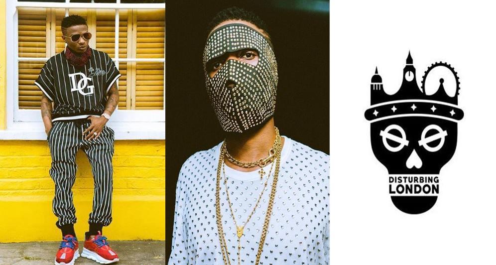 Wizkid and Disturbing London