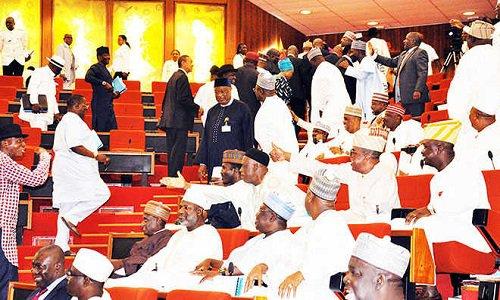 APC Senators Decamped to PDP