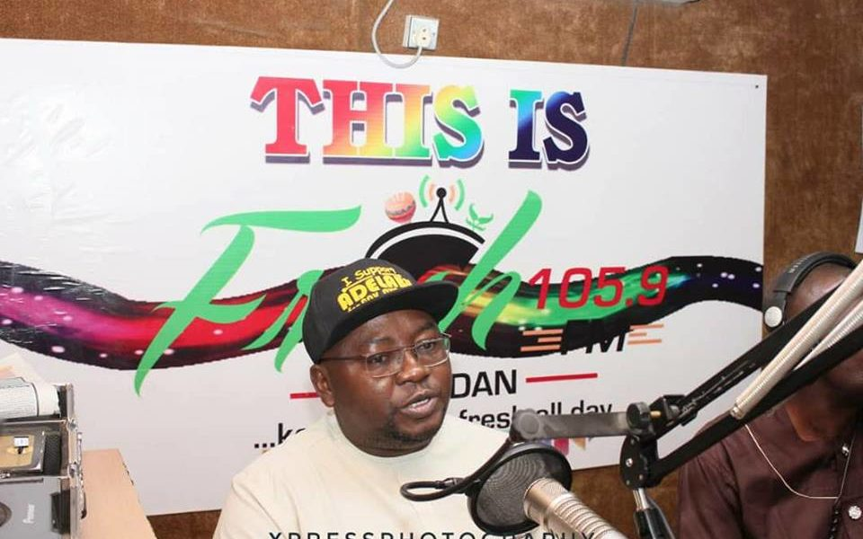 Bayo Adelabu On Fresh FM