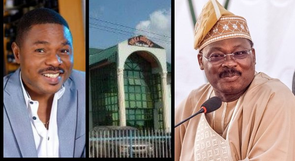 Abiola Ajimobi and Yinka Ayefele Music House Saga