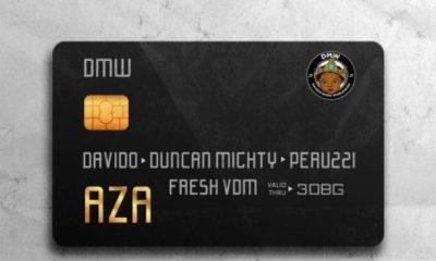 Davido -- Aza Ft Duncan Mighty & Peruzzi