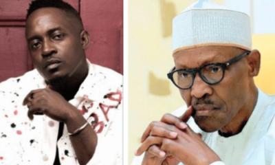 MI Abaga and Buhari