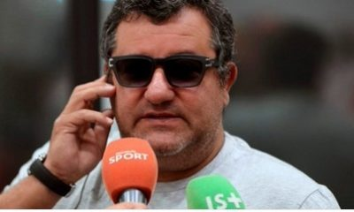 Mino Raiola Attacks Paul Scholes Over Paul Pogba Critisim