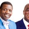 Pastor Adeboye and Bishop Oyedepo