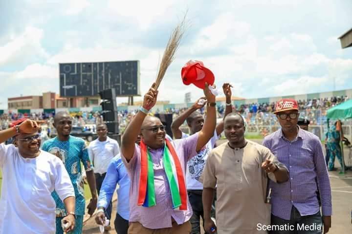 Bayo Adelabu Oyo APC Governorship Candidate