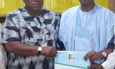 Dapo Abiodun Joins Governorship Race