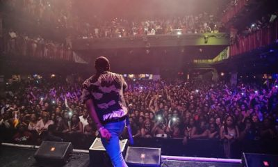 Davido Sells Out House Blues Hall