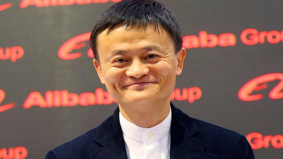 Founder of Alibaba Jack Ma