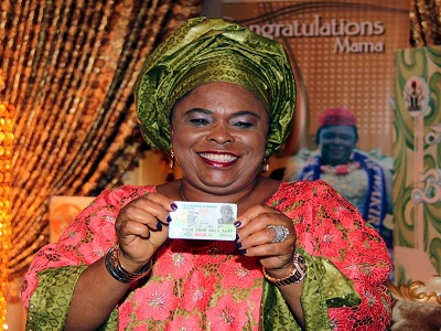 National ID Card 00