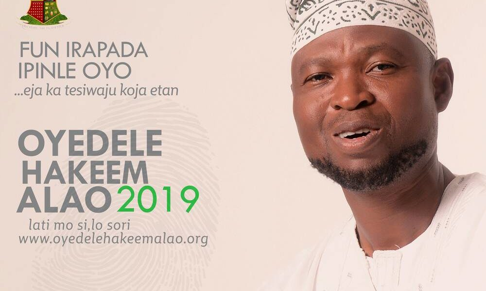 Oyedele Alao Emerge As Gubernatorial Candidate For AD