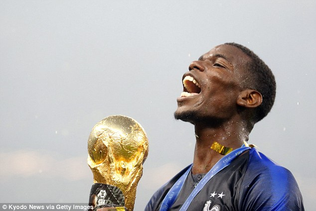Pogba Named the World Most Marketable Athlete for 2018