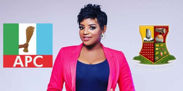Funke-Adesiyan Wins APC Ticket