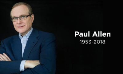 Paul Allen Dies At 65