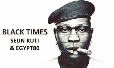 Seun Kuti Nominate For Grammy Awards