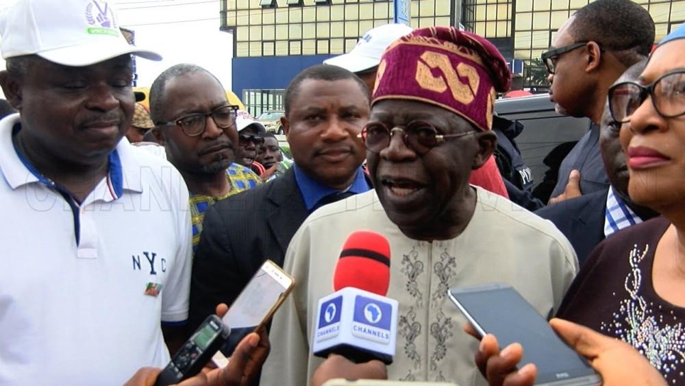 Why I Supported Sanwo-Olu Says Tibubu