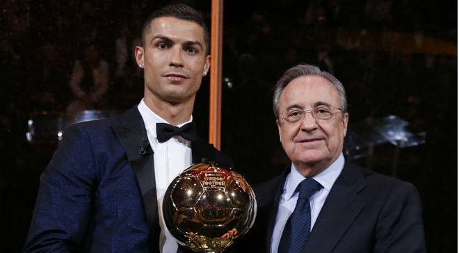 Why I left Real Madrid for Juventus FC Says Cristiano Ronaldo