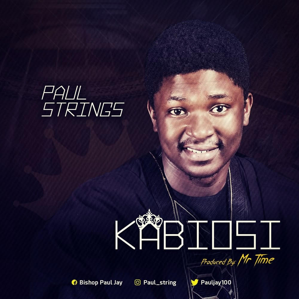 Paul Strings -- Kabiosi Cover Art 00