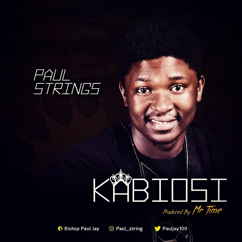 Paul Strings -- Kabiosi Cover Art