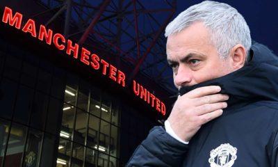 Man United Fires Jose Mourinho
