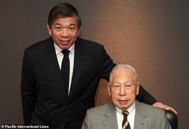 World Oldest Billionaire Chang Yun Chung