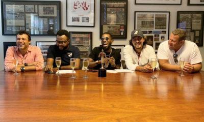 D'Banj Signs with CSA Global