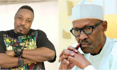 Eedris and Buhari