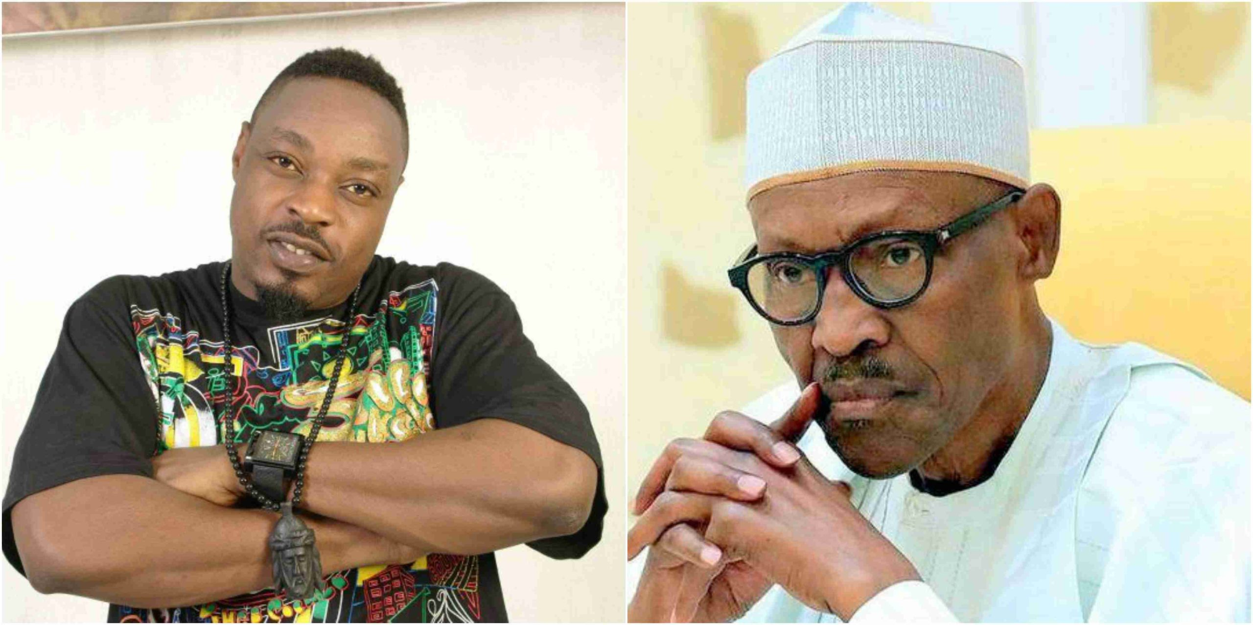 President Buhari Is Mentally And Physically Weak – Eedris Abdulkareem -  GYONLINENG
