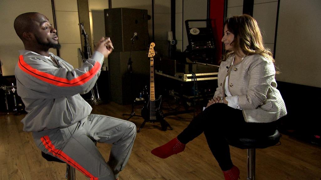 Davido Speaks About Afrobeats and Possible future Career in Nigerian Politics With UK Channel 4 (2)