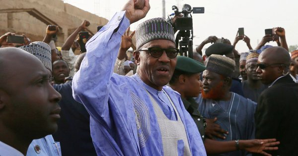 Muhammadu Buhari Re-Elected As Nigeria President