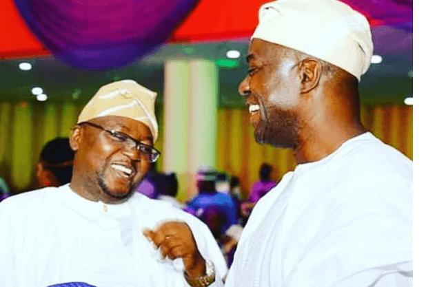 Bayo Adelabu and Seyi Makinde