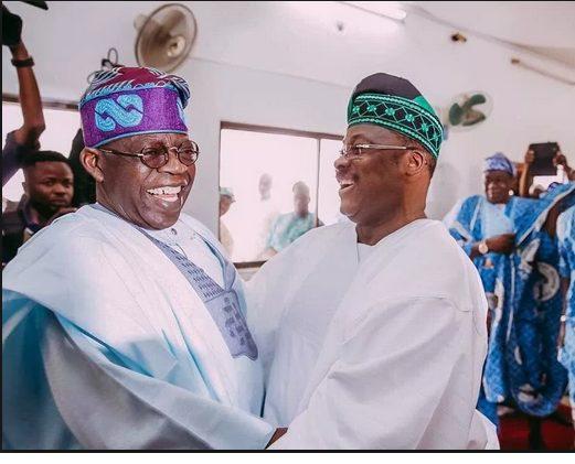Bola Tinubu and Abiola Ajimobi