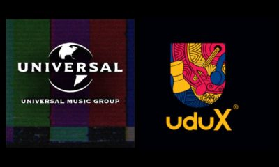 Universal Music Group Signs Licensing Deal with uduX