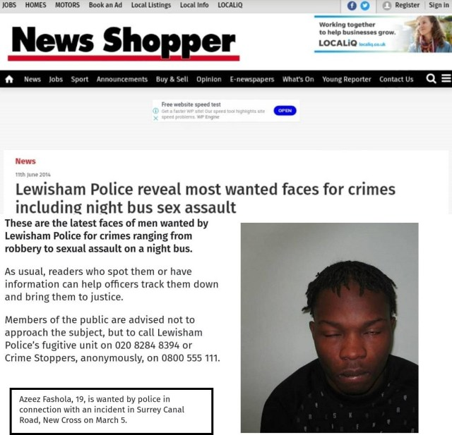 Naira Marley Wanted for Robbery & Sexual Assault in London Five Years AGo