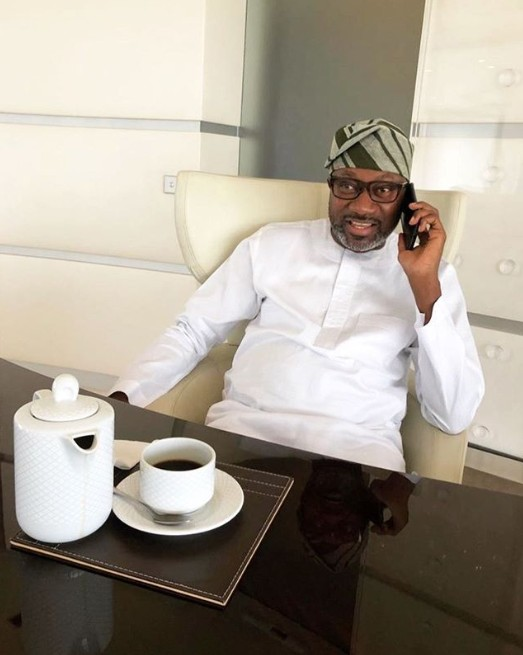 Femi Otedola Sells Off All His Forte Oil Shares