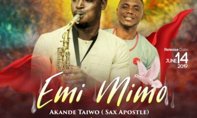 Sax Apostle -- Emi Mimo Ft. Doow (Prod by Mr Time)