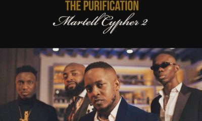 Martell Cypher 2 -- The Purification