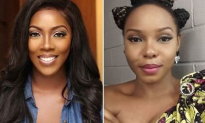 Tiwa Savage and Yemi Alade