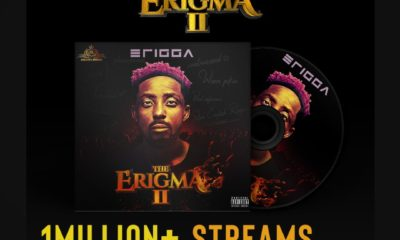 Erigga -- The Erigma II Hits 1M Streams On Digital Stores