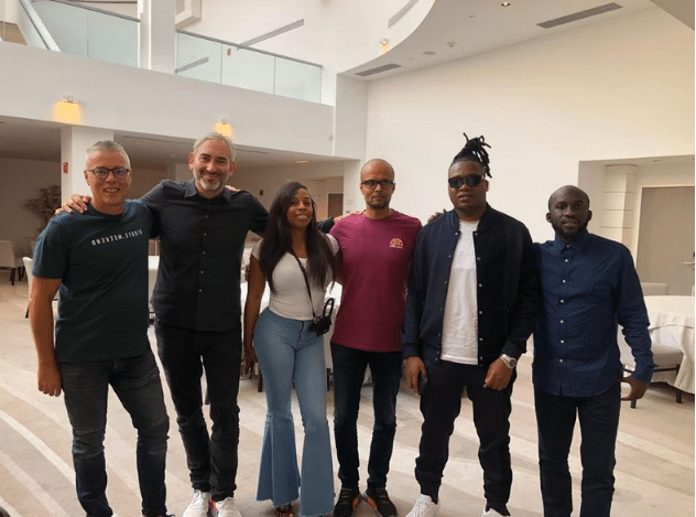 Sony Music West Africa Signs Kiddominant