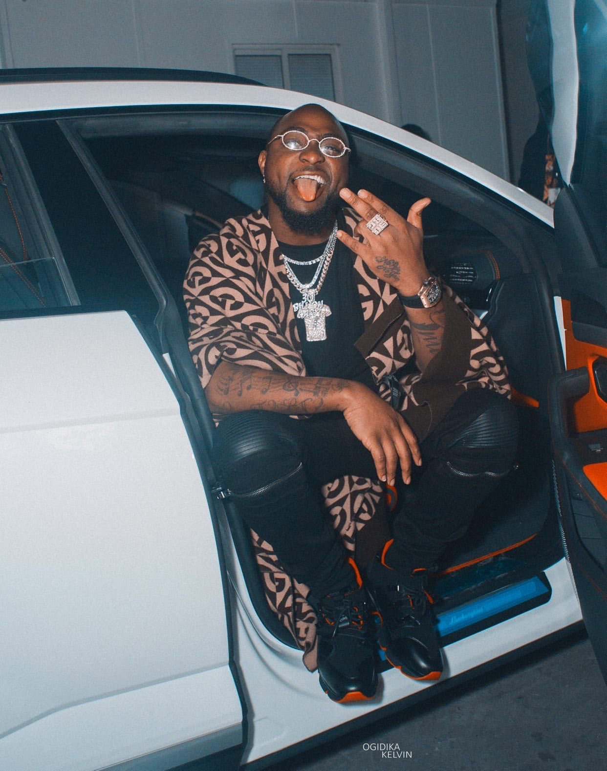 Davido Unveils Tracklists for A Good Time Album & More Here