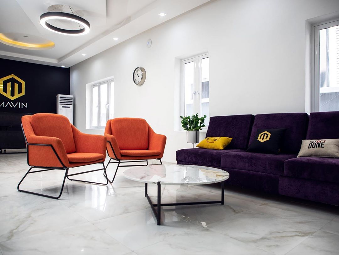 Don Jazzy Mavin Records Corporate Office In Lagos (2)