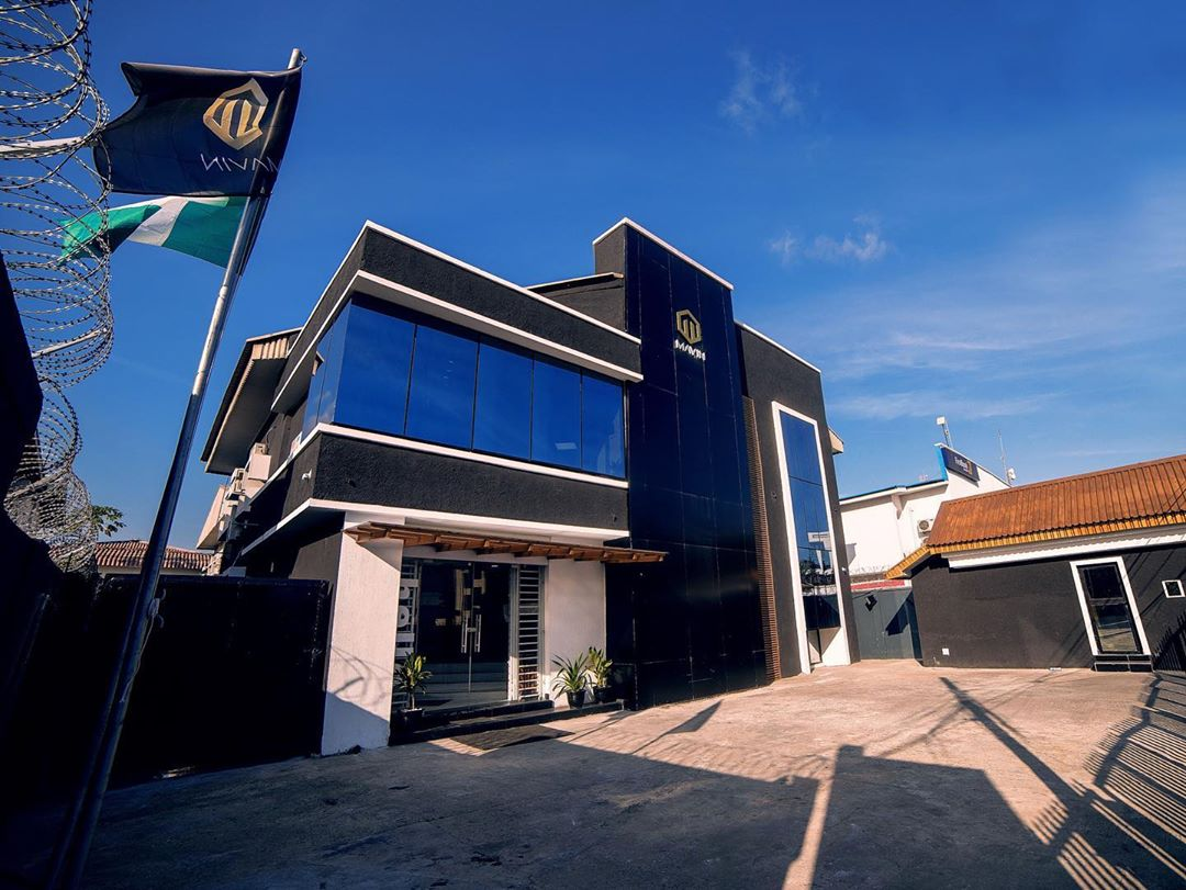 Mavin Records New Corporate Office In Lagos