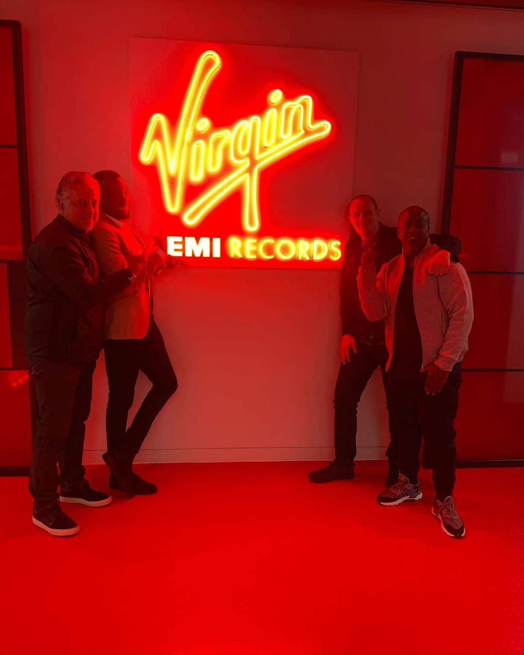 Timi Dakolo signs new deal with Virgin EMI