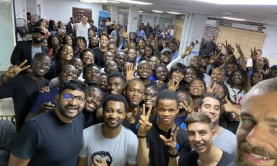 Twitter CEO, Jack Dorsey Visits Nigeria