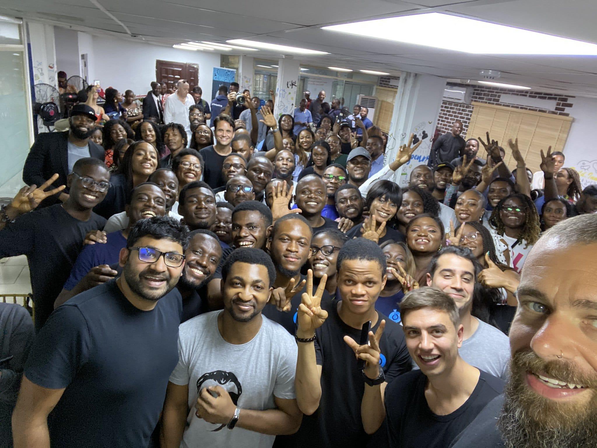 Twitter CEO, Jack Dorsey Visits Nigeria