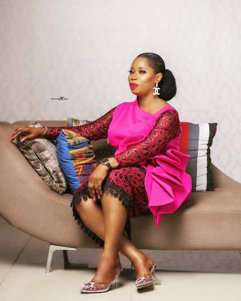 Zion Yetunde Are Releases Stunning Pictures to Celebrate Her Birthday